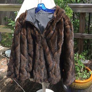 Jackets & Blazers - Faux fur coat